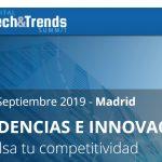 Madrid acogerá el #DTTS19 Summit 2019 el 26 septiembre