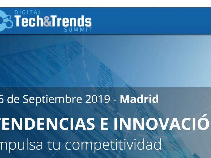 Madrid , acogerá, #DTTS19 Summit , 2019 , 26 septiembre, programapublicidad,