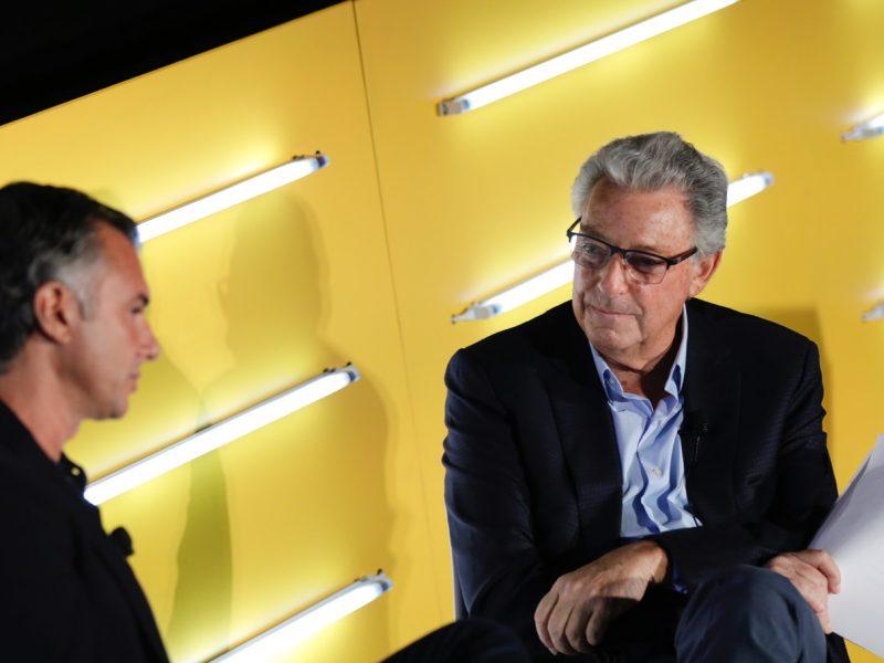 Michael Roth , Diego Scotti ,Discuss ,Purpose , Advertising Week, programapublicidad, muy grande