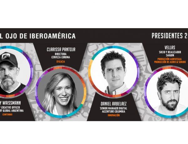 Pantoja, Waissmann, Vellas , Arbelaez, Presidentes, jurado, #ElOjo2019 , programapublicidad,