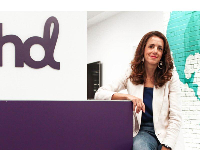 Sandra Sotelo , Directora General , PHD España., programapublicidad,