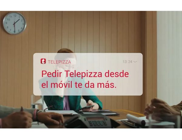 Telepizza , club , fidelización , MiTelepi, movil, venta digital, programapublicidad,