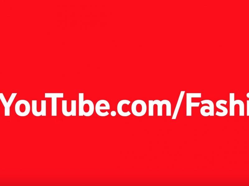 #YouTubeFashion, #YouTubeBeauty, programapublicidad,