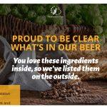 Cerveceros de España asume compromiso sectorial europeo de información al consumidor