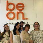 El equipo de beon. Worldwide crece en Sevilla, Madrid y Barcelona