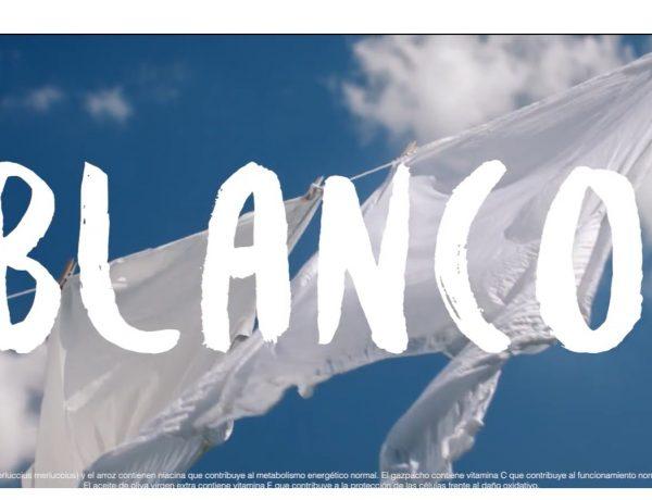 blanco, Spot , Los Colores de lo Bueno , INTERPORC, programapublicidad,