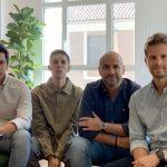 André Toledo, Saulo Rocha y Álvaro Palma, líderes creativos de David Mad.