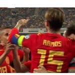La Eurocopa / Rumania – España, La 1, lideró el jueves con 3,1 millones y 23,6%.