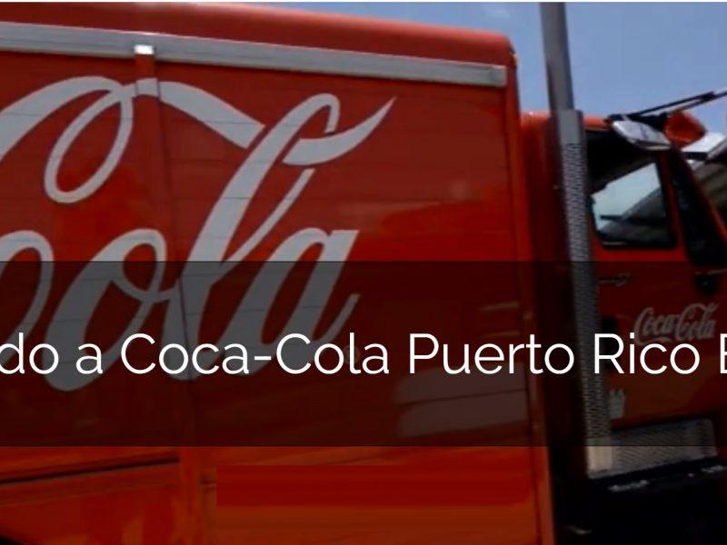 coca-cola, puerto rico, bottlers, programapublicidad,