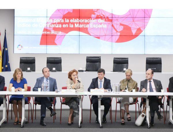 confianza , marca España ,. alcanza , máximo , histórico, Índice , Confianza 2019, icex, programapublicidad,