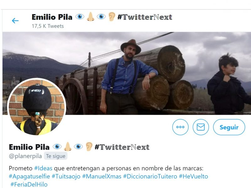 emilio Pila, twitter next, director, programapublicidad,