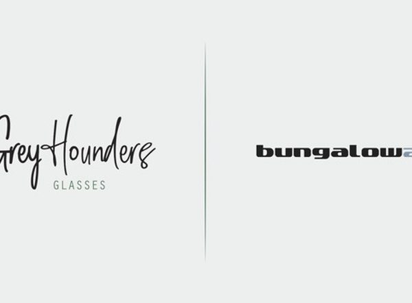 greyhounders, Bungalow25 ,logo, programapublicidad