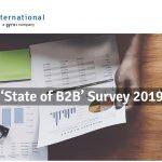 "Informe ""The state of B2B"" de Gyro:Madrid: El  B2B se centra en cliente."