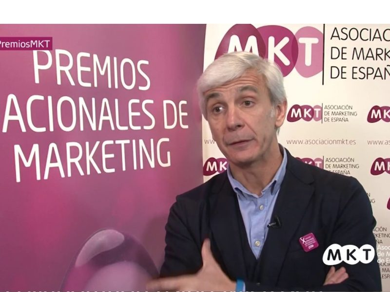 ignacio silva. Premios Nacionales de Marketing, deoleo, programapublicidad,