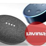 Nace Lavinia Voice para impulsar el audio online.