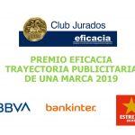 BBVA, Bankinter y Estrella Damm optan a Trayectoria Publicitaria de Marca.