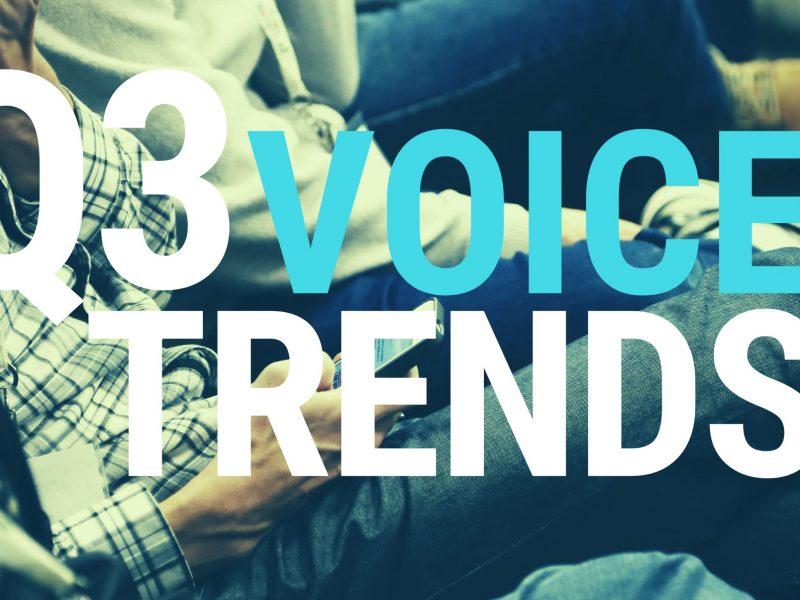 q3, voice trends, furones, programapublicidad,