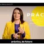 Sílvia Abril protagoniza la nueva campaña de 'Descubre la FP' con Atresmedia.
