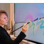 Samsung presenta Flip 2, herramienta de nuevo entorno digital de reuniones.