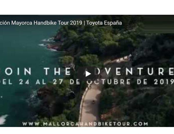 5º edicion, Mayorca, join the adventure, handbike, tour, octubre, 2019, programapublicidad,