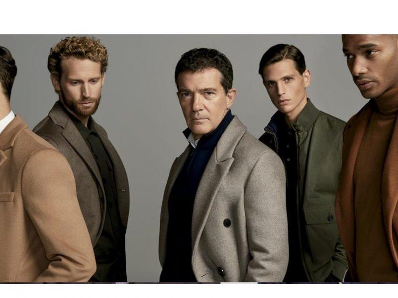 Antonio Banderas , protagoniza , campaña , moda masculina , El Corte Inglés, programapublicidad,