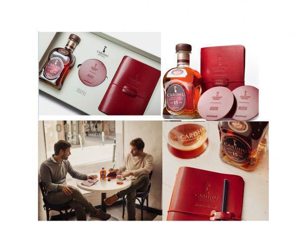 Cardhu 15, by Café Leather, Miguel Sánchez , Kiko Requena, programapublicidad,