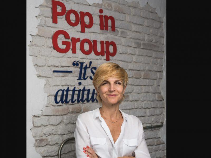 Carla Roméu, Directora Creativa Ejecutiva ,Pop in Group, programapublicidad,