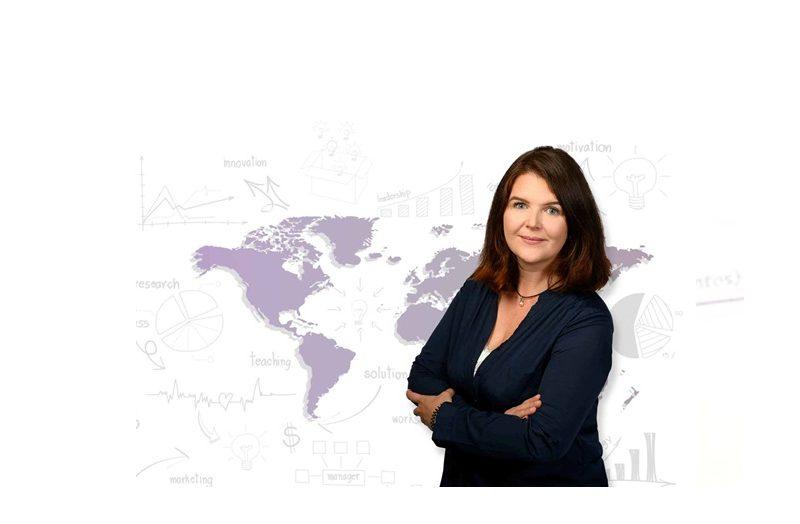 Cecile Baux, directora de ventas ,RTB House España