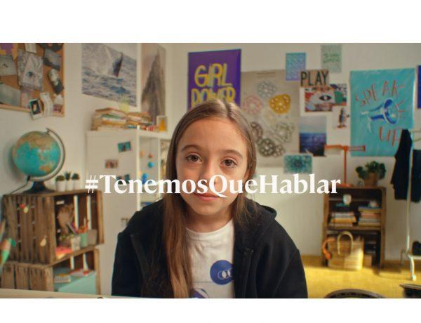 Cloe , qustodio, #TenemosQueHablar, programapublicidad,
