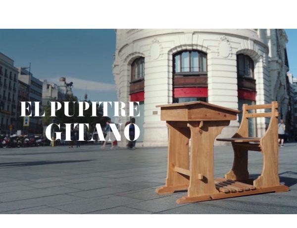 #ElPupitreGitano ,en la calle, doubleyou, programapublicidad,