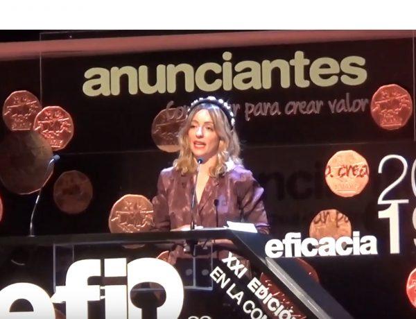 Eva Pavo , Dircom , Marketing ,Correos. #Eficacia2019, programapublicidad,