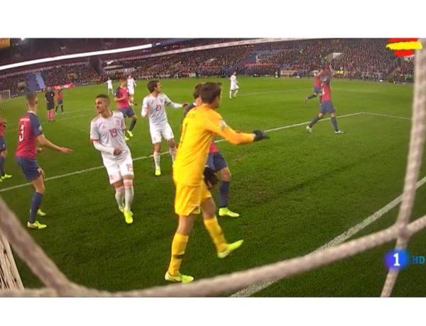 Fútbol, selección , la1,clasificación Eurocopa, Noruega , España , programapublicidad,
