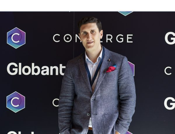 Federico Pienovi, Regional ,Managing Director , Globant ,Europa, evento., programapublicidad,