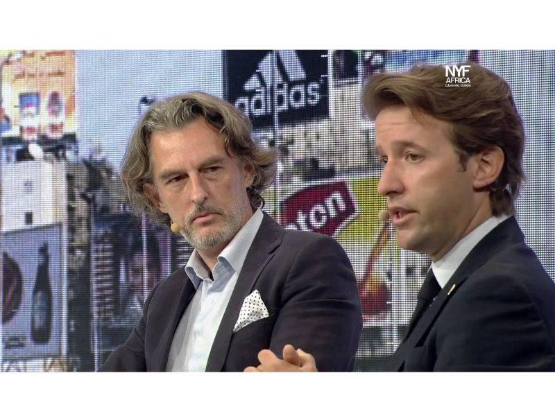 Francois CHIGNAC, Jean Sebastien DECAUX programapublicidad,