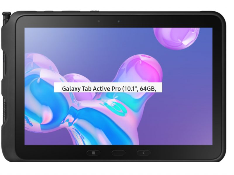 Galaxy, Tab ,Active Pro, 10.1, 64GB, 4G, programapublicidad,