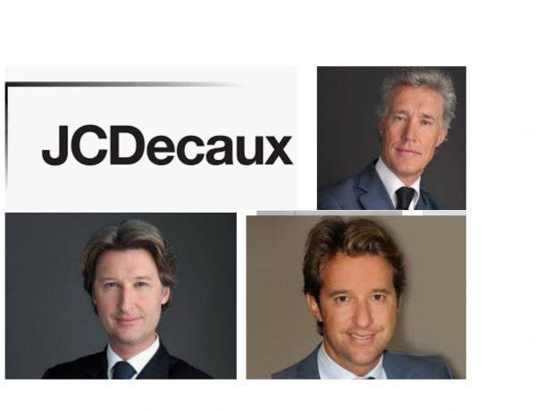 Jean-Claude Decaux, JCDecaux, deja, cargo , junta , Jean-Sébastien Decaux, programapublicidad,