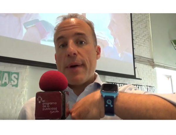 Jesús Llamazares, reloj, sin rrss, CEO ,XPLORA, decálogo ,introducción ,progresiva, niños ,tecnología., programapublicidad,