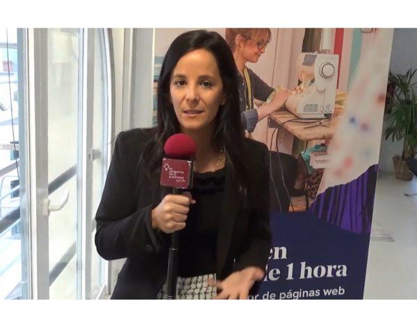 Lola Puerta , Directora General de GoDaddy, programapublicidad,
