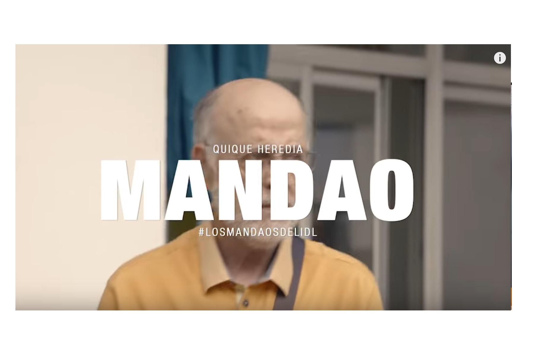 #LosMandaosdeLidl, #LosMandaos, #LidlOnline, mandao, lidl, programapublicidad,