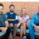 Arturo Dorado ,Fernando Morate, Catherin Correa , David Font a MRM/McCann.
