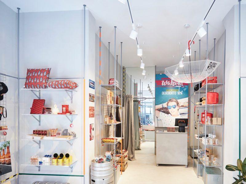 Mahou ,inaugura , tienda ,lifestyle , cervecera , Madrid, programapublicidad,