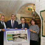 La ONCE recoge Centenario del Metro de Madrid en cupón del jueves.