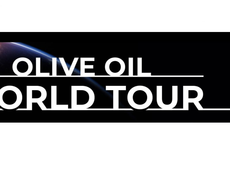 Olive Oil, World, Tour, programapublicidad,