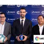Pepsi se convierte en el patrocinador oficial de LaLiga en Guatemala.