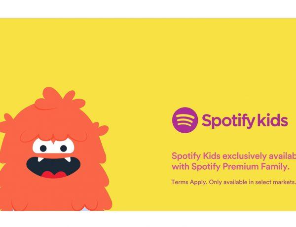 Spotify, presenta, Spotify Kids, aplicación independiente , más pequeños. , programapublicidad,