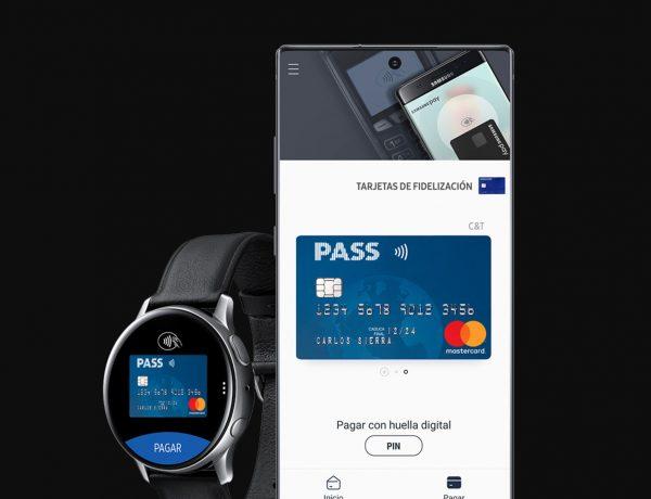 Tarjeta PASS , Carrefour , integra , servicio ,pago móvil , Samsung Pay, programapublicidad,