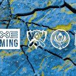 AXE colaborador del equipo global de esports de League of Legends.