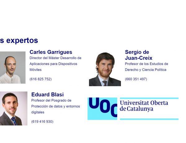 Carles Garrigues,expertos, UOC, Universitat oberta catalunya,.programapublicidad,