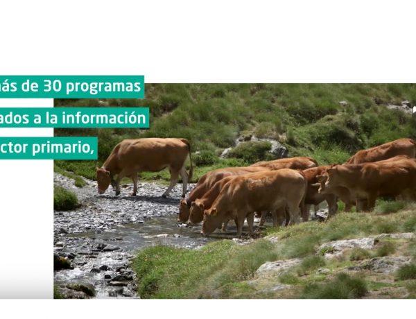 forta, video, 30 programas, agricultura, campo, autonomicas, movistar, programapublicidad