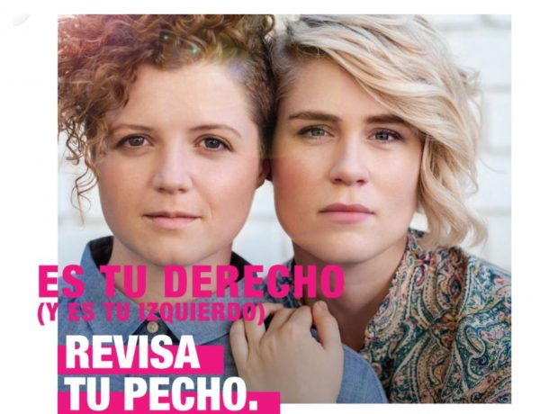 iniciativa global, Stand4her , cancer, pecho,. AVON,programapublicidad,